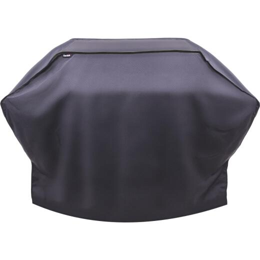 Char-Broil 72 In. Black Polyester Performance Grill Cover