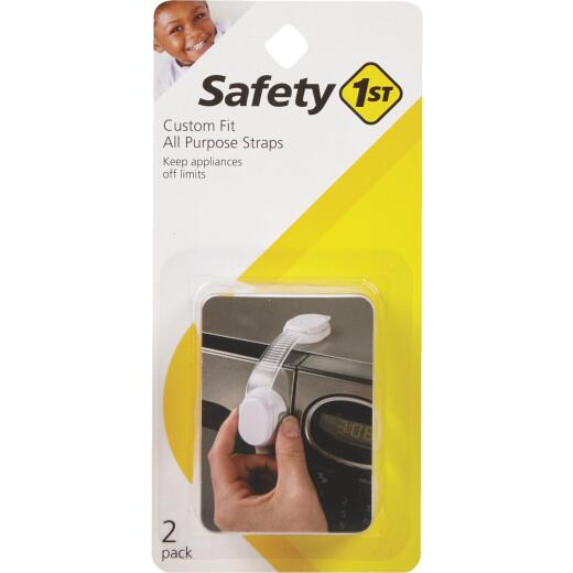 Safety 1st Custom Fit All Purpose Strap (2-Pack)