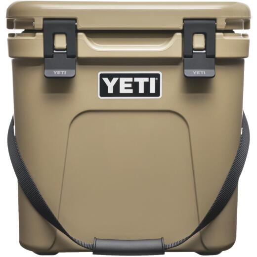 Yeti Roadie 24, 18-Can Cooler, Tan
