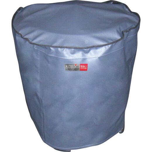 Char-Broil The Big Easy 23 In. Vinyl Gray Oil-less Turkey Fryer Custom Cover