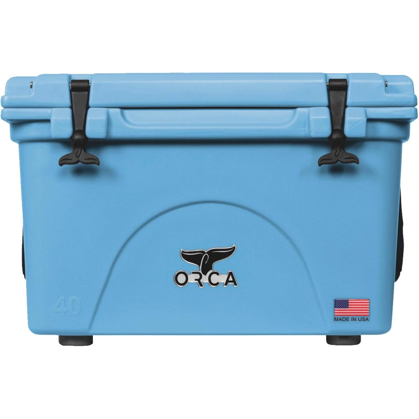 Orca 40 Qt. 48-Can Cooler, Light Blue Image 1