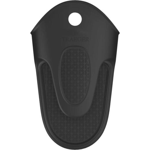 Traeger One Size Silicone Black Barbeque Mitt