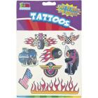 Fun Express Assorted Temporary Tattoos Image 1