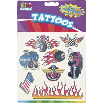 Fun Express Assorted Temporary Tattoos