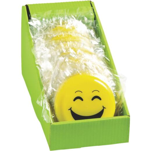 Fun Express 5 In. Yellow Emoji Flying Disc